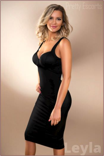 British Female Escort Leyla Image 2